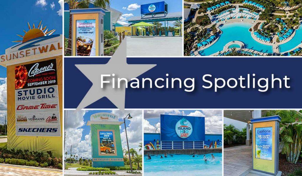 june financing spotlight